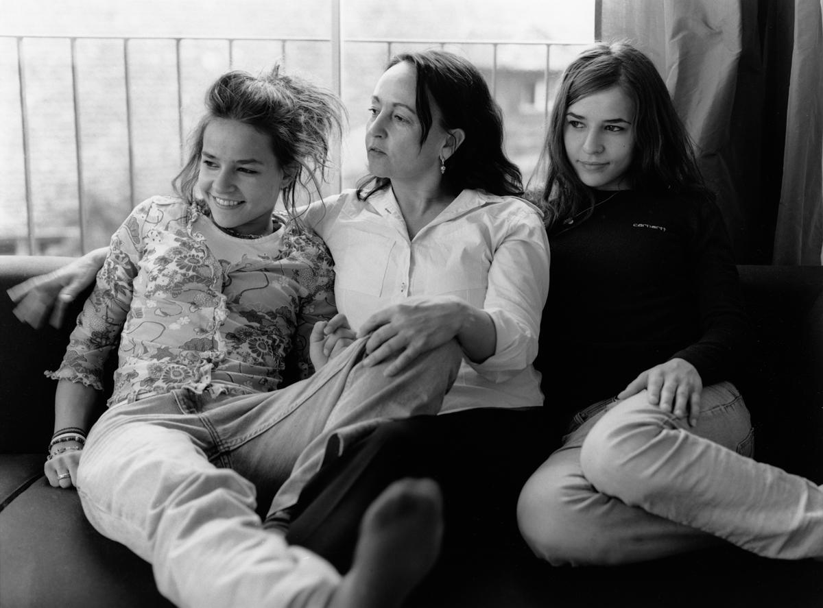 Seline + Marie-Catherine + Jordis